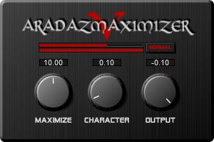 best vst effect aradaz-maximizer