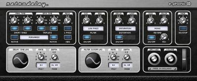 vst fx plugin retro delay