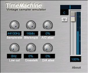 free vst effect timemachine
