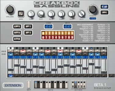 CreakBox VST