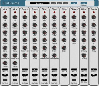 free vst plugins the best free software drum machines. Black Bedroom Furniture Sets. Home Design Ideas