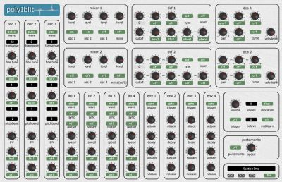 Free VST Synth PolyIblit