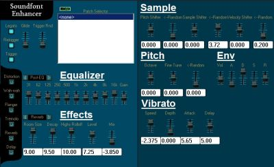 Free VSTi Soundfont Player Enhancer